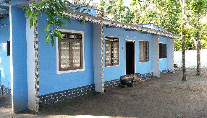 Hoofdgebouw Manna Home